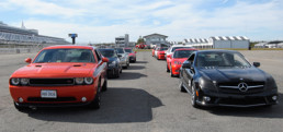 Exotic cars showcased at Pocono Raceway