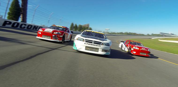 Stock Car Racing Experience Drive Nascar Race Cars At Pocono