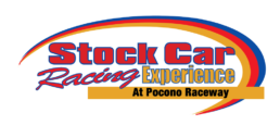Stock Car Racing Experience Logo