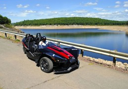 Polaris Slingshot At Walters Dam Pa