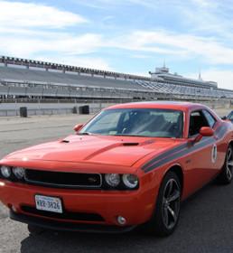 Dodge Challenger at Pocono Raceway