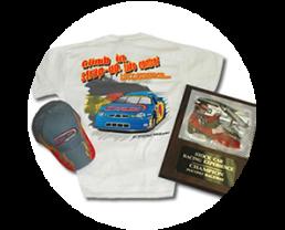 Pocono Raceway Memorabilia