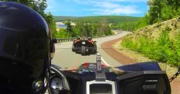 Slingshots Driving To Lake