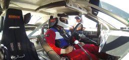 Race Car Driver Getting Ready