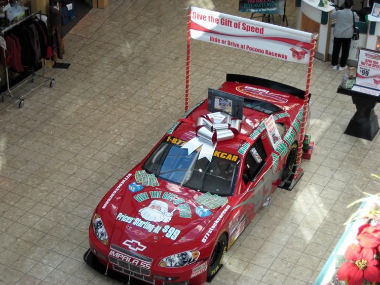Motorsport Marketing | Stock Car Racing Experience At Pocono