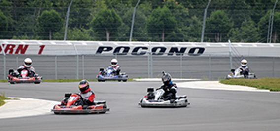 Go Kart Racing Pa >> Pocono Raceway Prokart Racing Stock Car Racing Experience