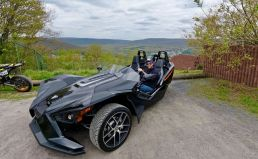 Slingshot Rental at Jim Thorpe, PA