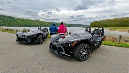 Slingshot Rental at beltsville Lake in pennsylvania